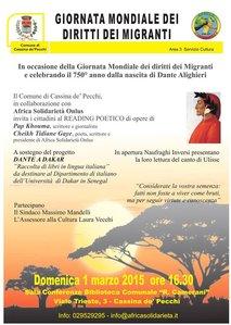Dante a Dakar Cassina de' Pecchi